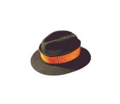AKAH skrybelė su signaline juosta