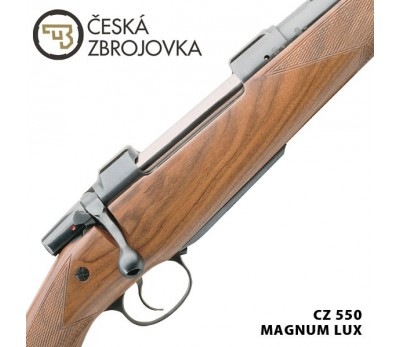 CZ 550 Lux 7 mm RemMag