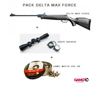 GAMO Deltamax Force 4,5