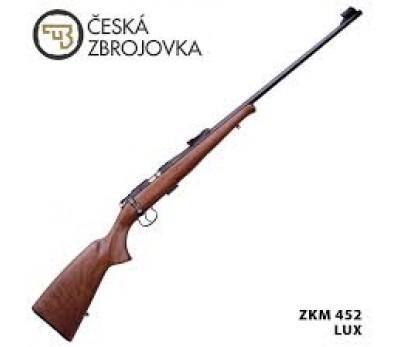 CZ mod. ZKM 452-2E kal. 22LR