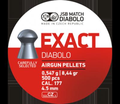 JSB Exact Diabolo 4,53