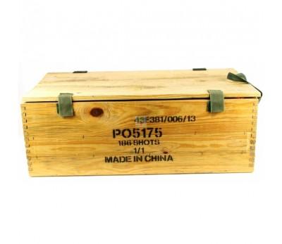"""Fejerverkas PO5175 """"Medinė dėžė"""""""