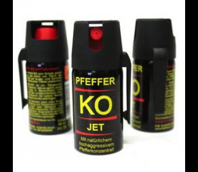 Pfeffer KO Jet dujų balionėlis 50ml