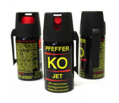 Pfeffer KO Jet dujų balionėlis 40ml