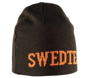 Swedteam megzta kepurė išverčiama