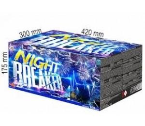 Fejerverkas 100 šūvių NIGHT BREAKER