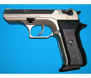 Record COP Nickel 9mm P.A.