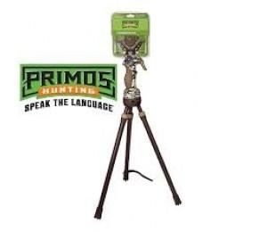 Taikymosi lazda Primos trikojė