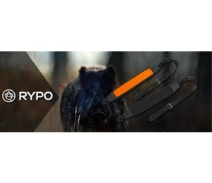 Diržas neopreninis šautuvui su kilputėmis - RYPO
