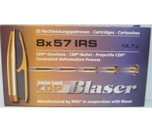 Blaser CDP, kal. 8x57 IRS, 12,7g.